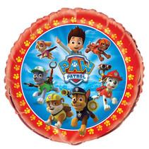 """*Paw Patrol Round Foil Balloon 18"""""""