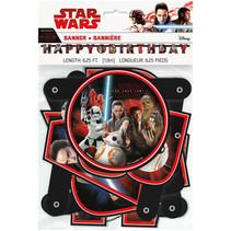 ***Star Wars Episode VIII Jointed Banner