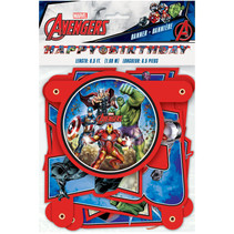 ***Avengers Jointed Banner