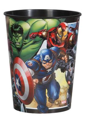 ***Avengers 16oz Plastic Cup