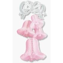 *Westminster Bell Pink Cluster