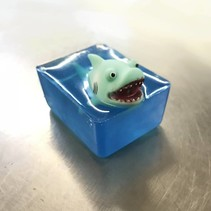 Shark Toy Soap