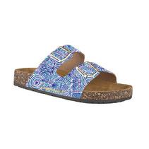 Swirly Seashell Sandal
