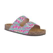 ***Palm Tree Sandal