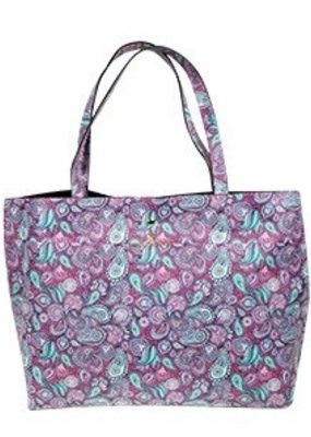 ***Leather Tote Bag