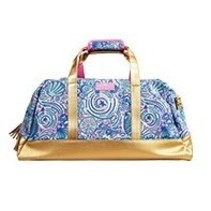 Swirly Seashell Travel Bag