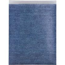 Blue Jean Paper Treat Bag