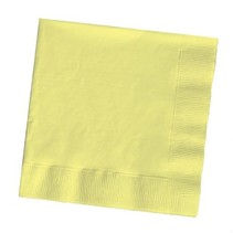 ***Mimosa 3ply Beverage Napkins 50ct