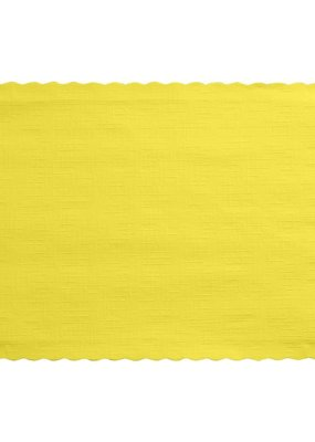 ***Mimosa Paper Placemats 50ct