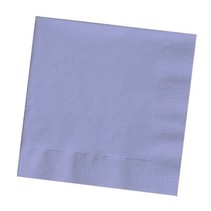 ***Luscious Lavender 3ply Lunch Napkins 50ct