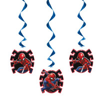 *Spiderman Hanging Decorations