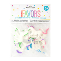 *Plastic Unicorn Figurines Party Favors