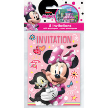 ***Iconic Minnie Mouse Invitations