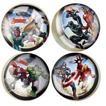 ***Avengers Bounce Balls, 4ct