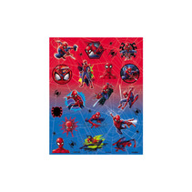 ***Spider-Man Sticker Sheets, 4ct