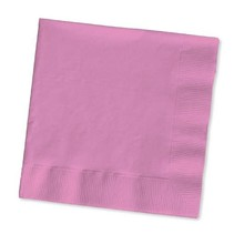***Candy Pink 3ply Lunch Napkin 50ct