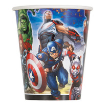 *Avengers 9oz Paper Cups, 8ct