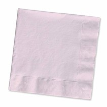 ***Classic Pink Lunch Napkins 50ct
