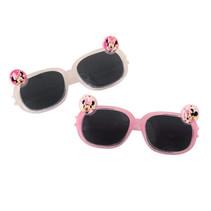 ***Disney Minnie Bowtique Novelty Glasses, 4ct
