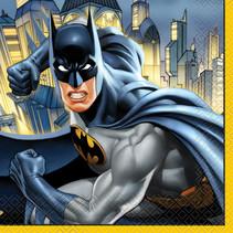 ***Batman Luncheon Napkins, 16ct