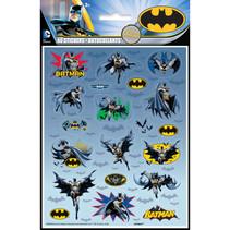 *Batman Sticker Sheets, 4ct