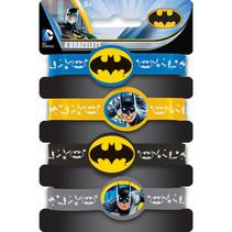 ***Batman Stretchy Bracelets, 4ct