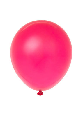 "***12"" Latex Balloons, 10ct - Magenta"