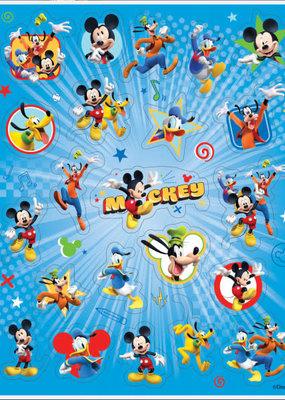 ***Disney Mickey Roadster Sticker Sheets 4ct
