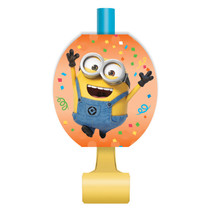 *Despicable Me Blowouts, 8ct