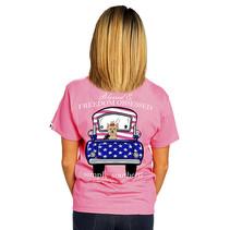 ***Preppy Freedom Pink