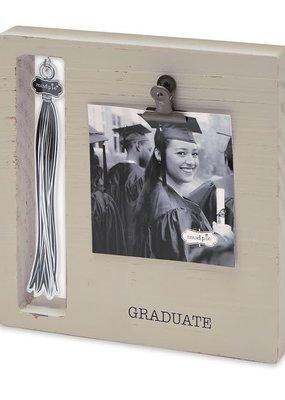***Gray Graduation Tassel Frame