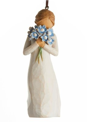 ***Willow Tree Forget-Me-Not Ornament