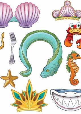 ***Mermaid Photo Fun Signs