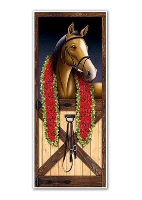 ***Horse Racing Door Cover