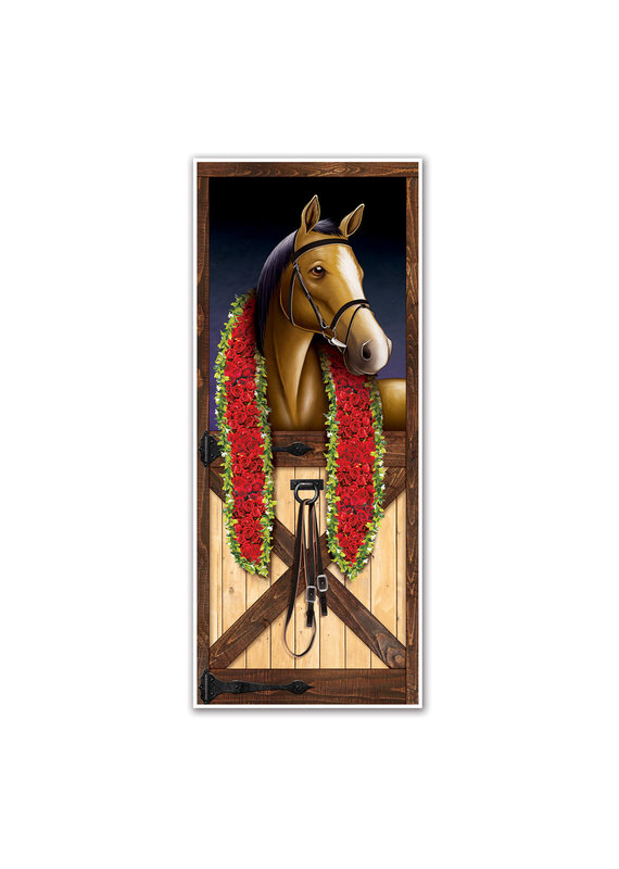 ***Horse Racing Door Cover