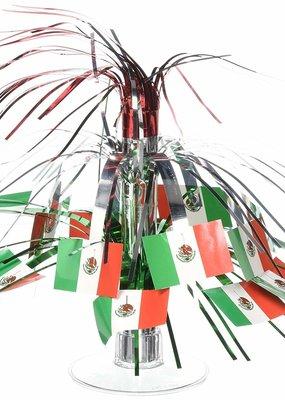 ***Mexican Flag Mini Cascade Centerpiecec