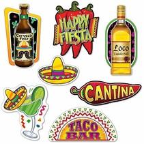 *Fiesta Cutouts