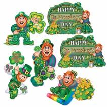 *St. Patrick's Day Cutouts