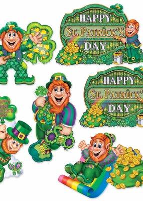 ***St. Patrick's Day Cutouts