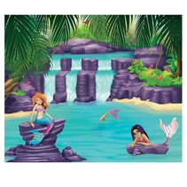 *Mermaid Lagoon Insta Mural