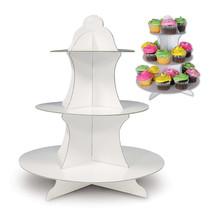 ***White Cupcake Stand
