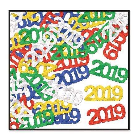 *2019 Colored Confetti