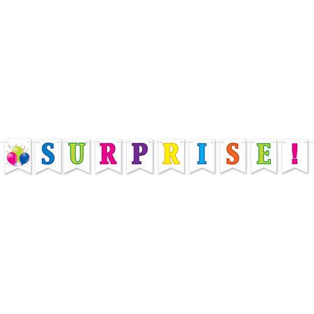 *Surprise! Streamer Banner
