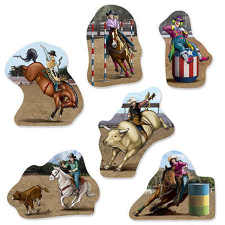 ***Rodeo Cutouts