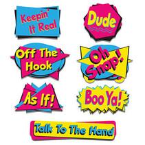 ***90's Phrase Cutouts