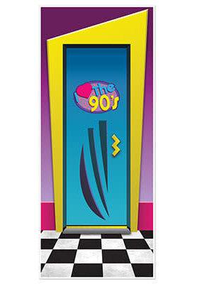 ***I Love The 90's Door Cover