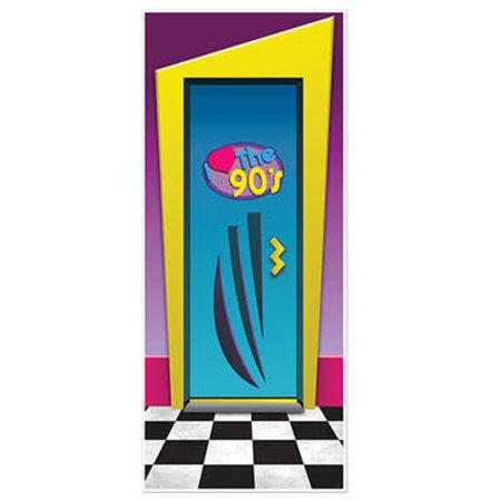 *I Love The 90's Door Cover
