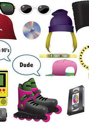 ***90's Photo Fun Signs