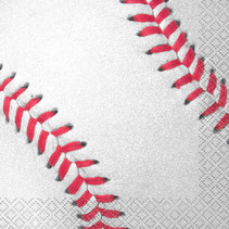 ***Baseball Beverage Napkins