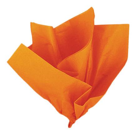 *Orange Tissue Paper